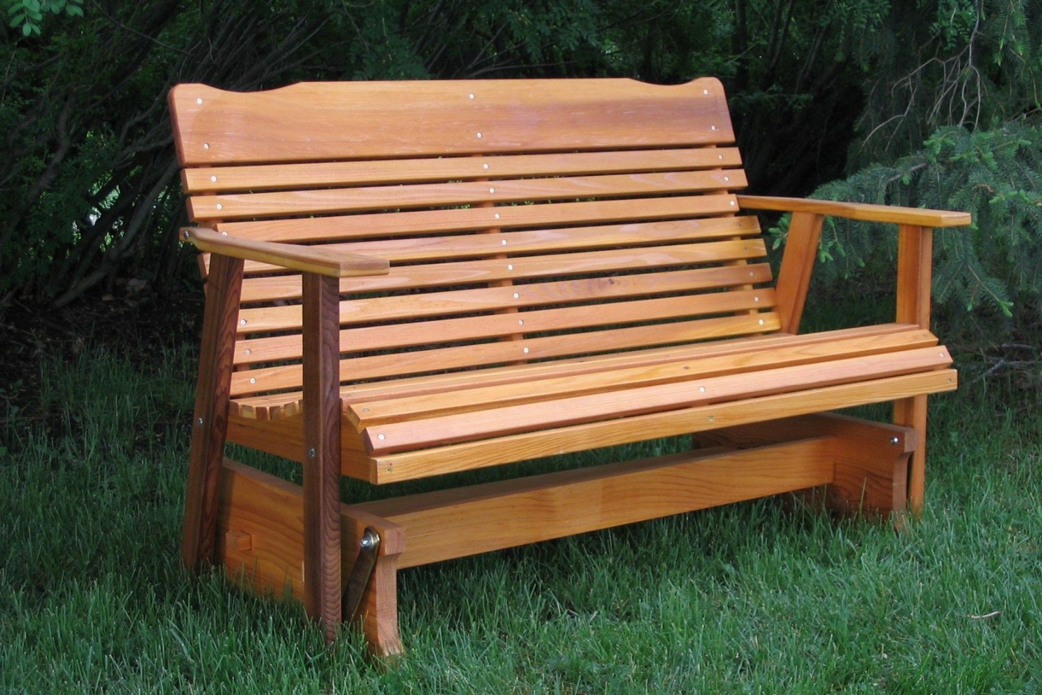 Picture of: Perfect Wooden Bench Design