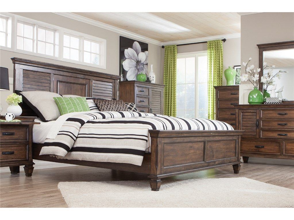 Image of: Philadelphia Coaster Furniture Bedroom Sets