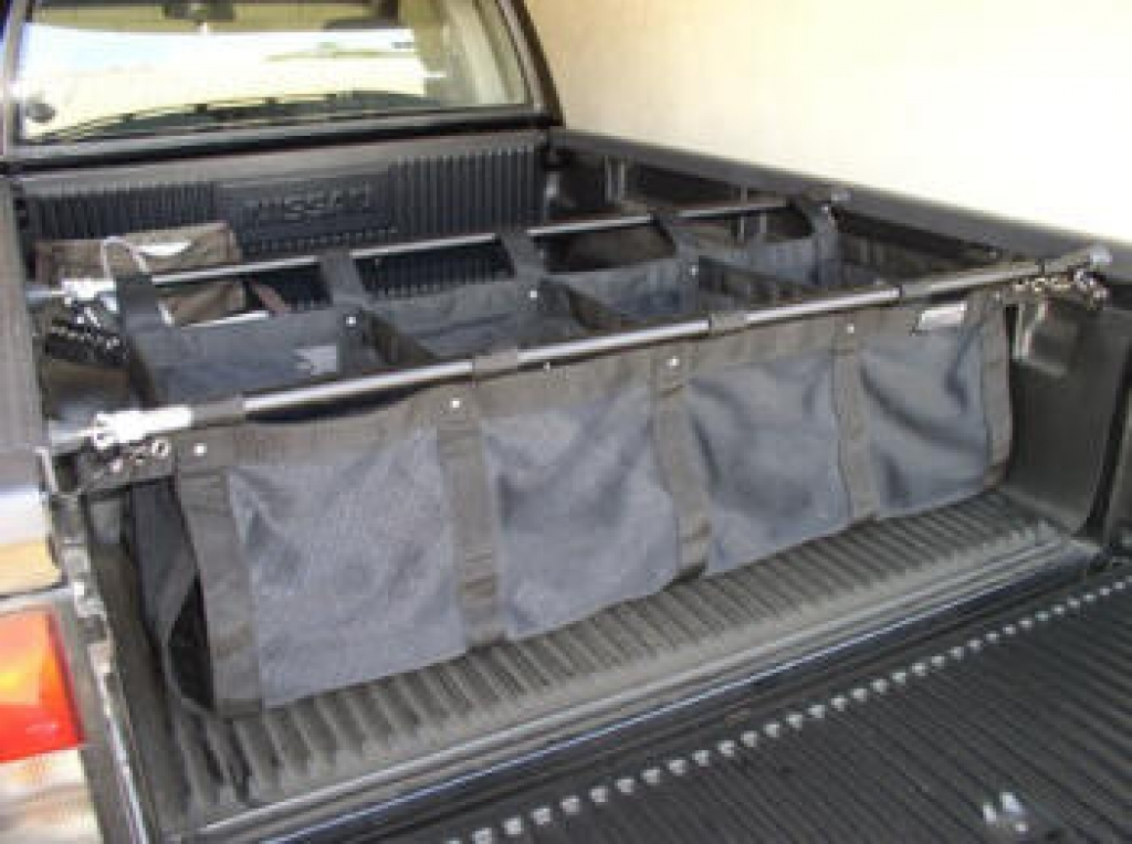 Image of: Pickup Truck Bed Storage Containers