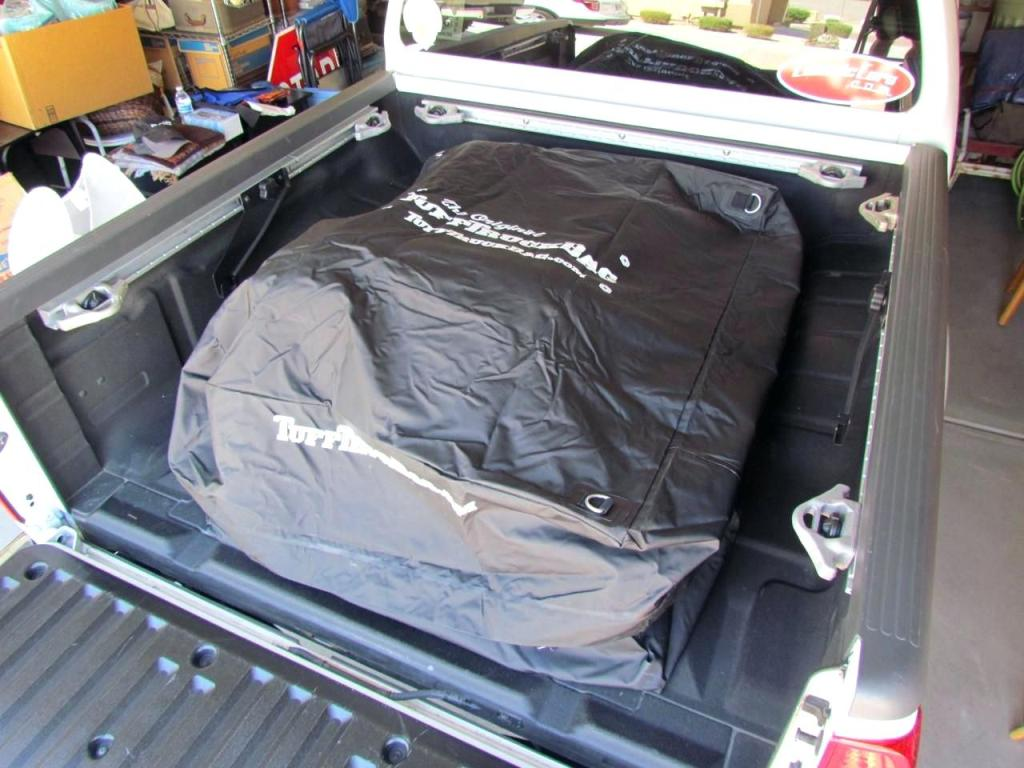 Pickup Truck Bed Waterproof Storage Bags