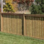 Picture Wood Fence Pickets