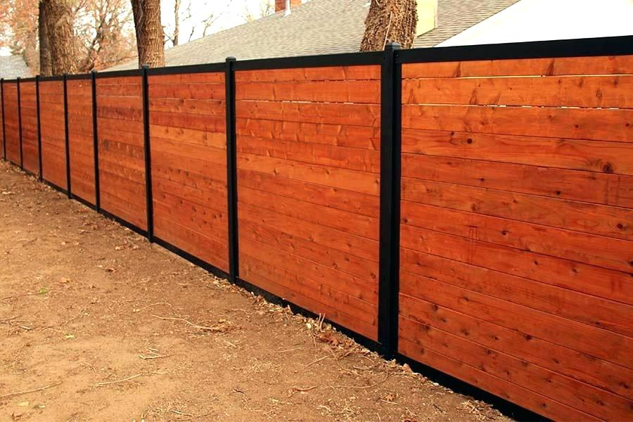 Picture of: Pictures of Wood Fence Panels
