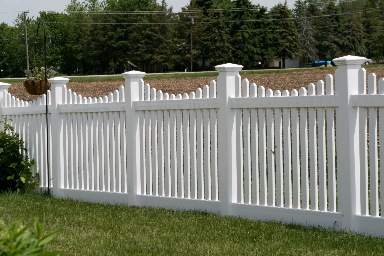 Picture of: Plastic Fence Panels Decor