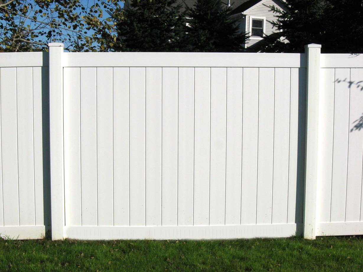 Picture of: Plastic Fence Panels Design
