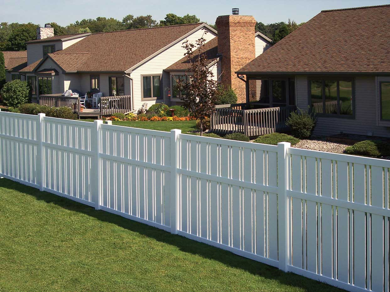 Picture of: Plastic Fence Panels Plan