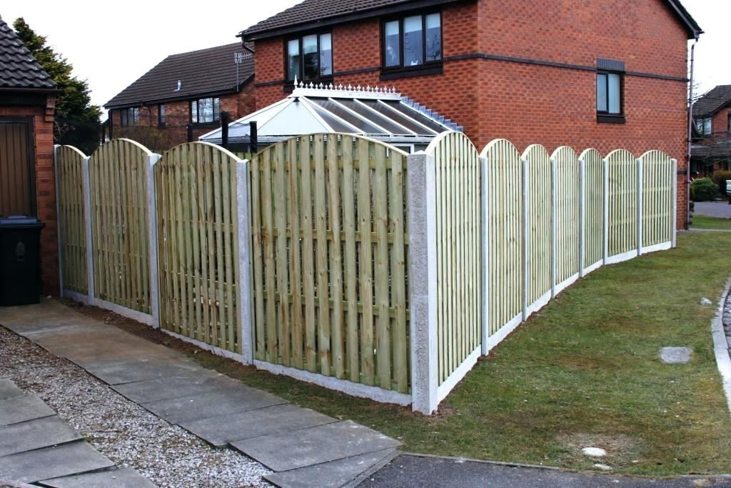 Picture of: Plastic Fence Panels Style