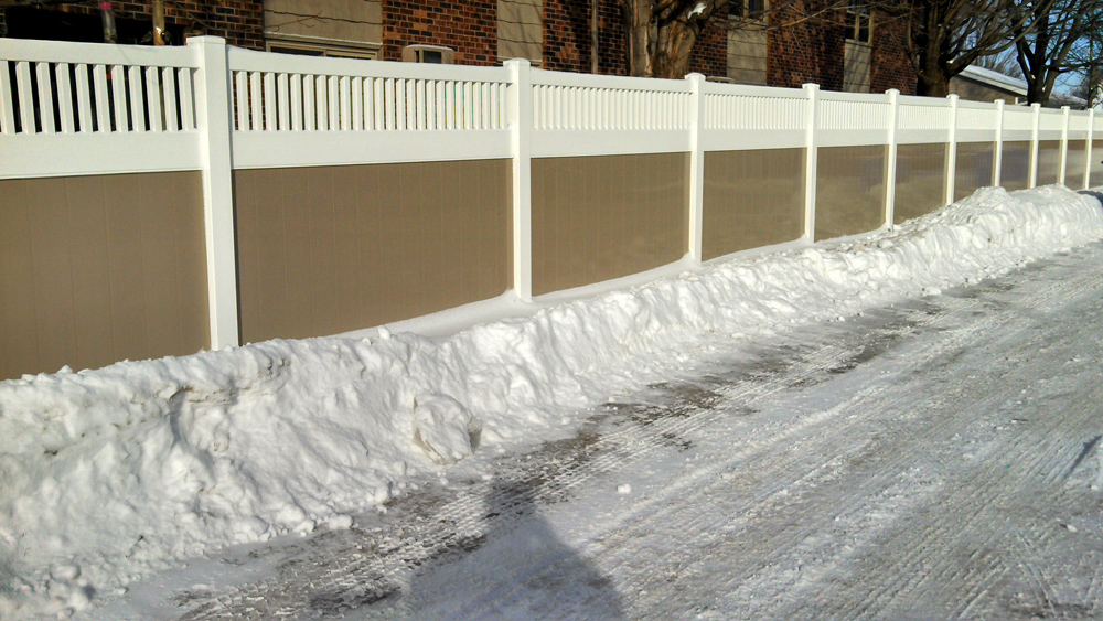 Picture of: Plastic-Snow-Fence-Black