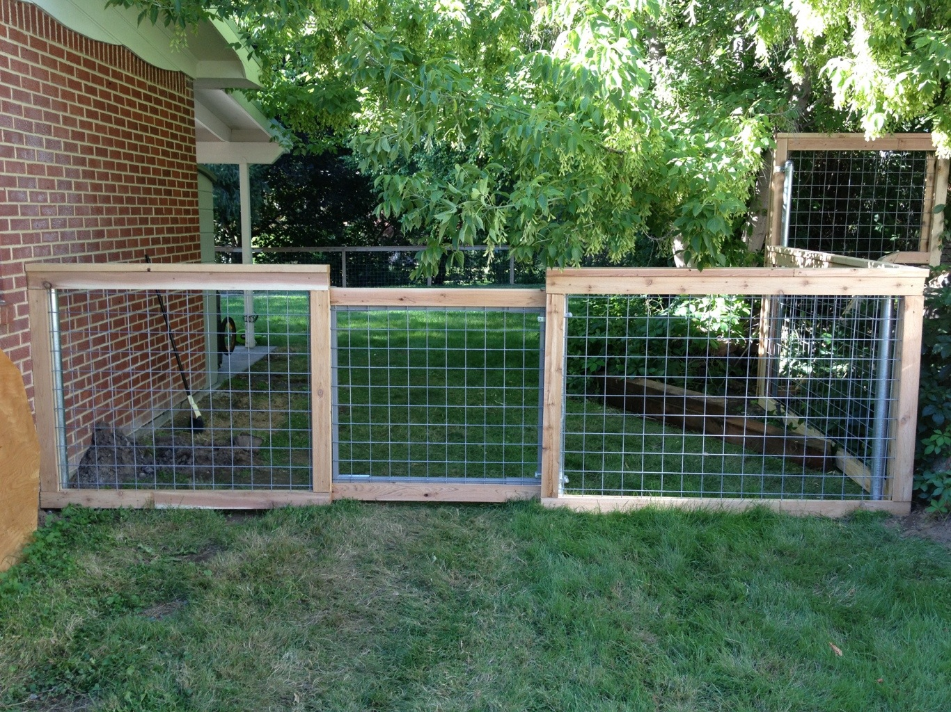 Picture of: Popular Chicken Fence Ideas