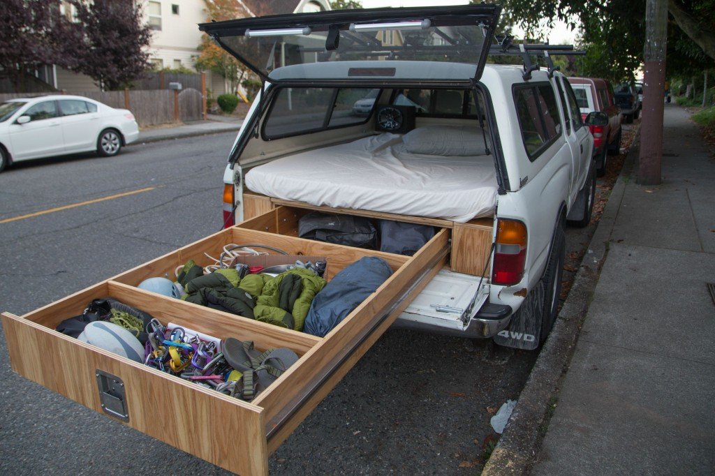 Popular Decked Truck Bed Storage