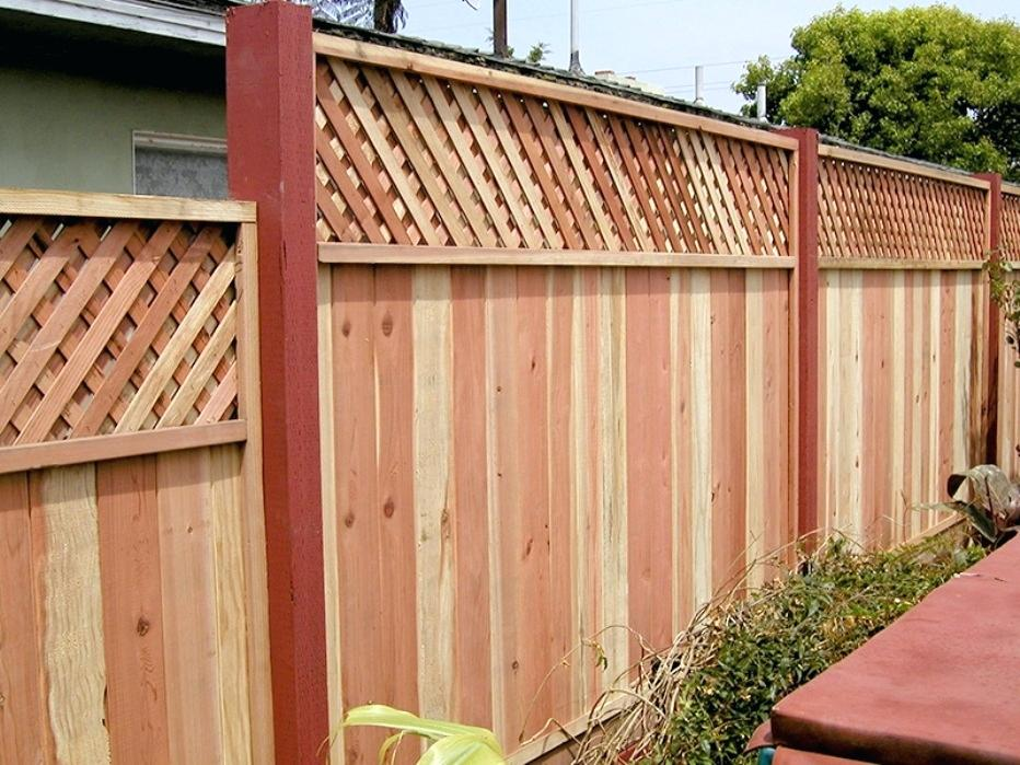 Picture of: Popular Installing Fence Panels Ideas
