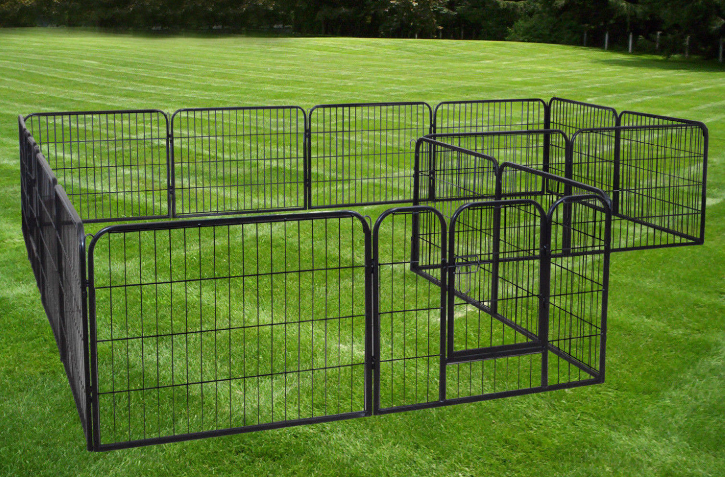 Picture of: Portable Dog Fences