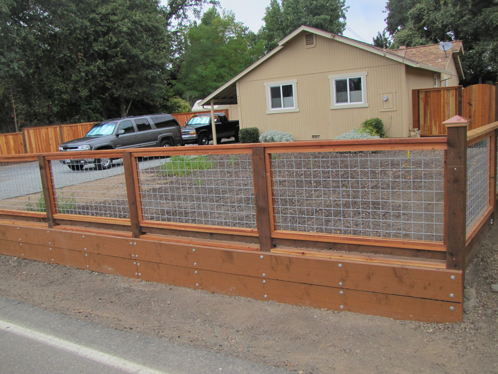 Picture of: Pre Made Fence Panels Awesome