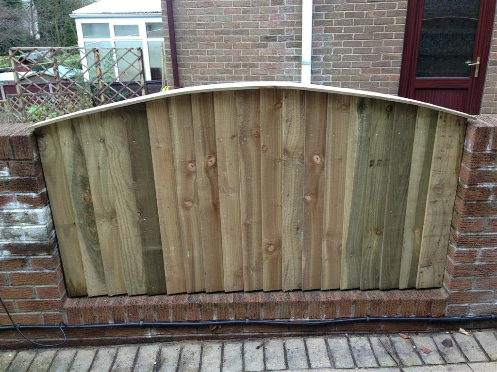 Picture of: Pre Made Fence Panels Diy