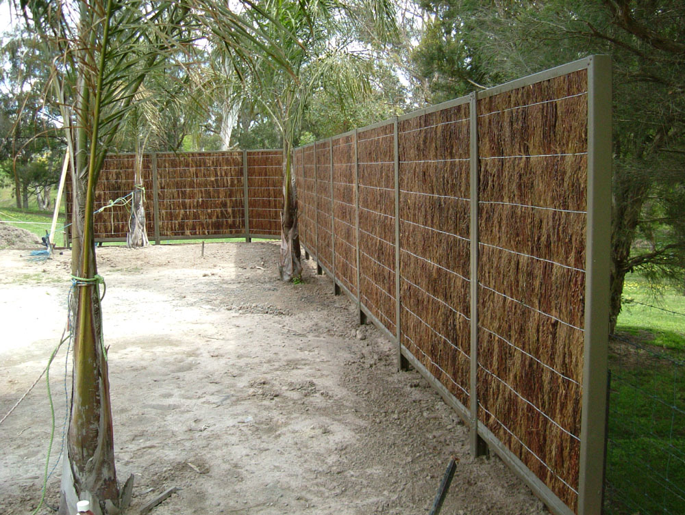 Picture of: Pre Made Fence Panels Frames