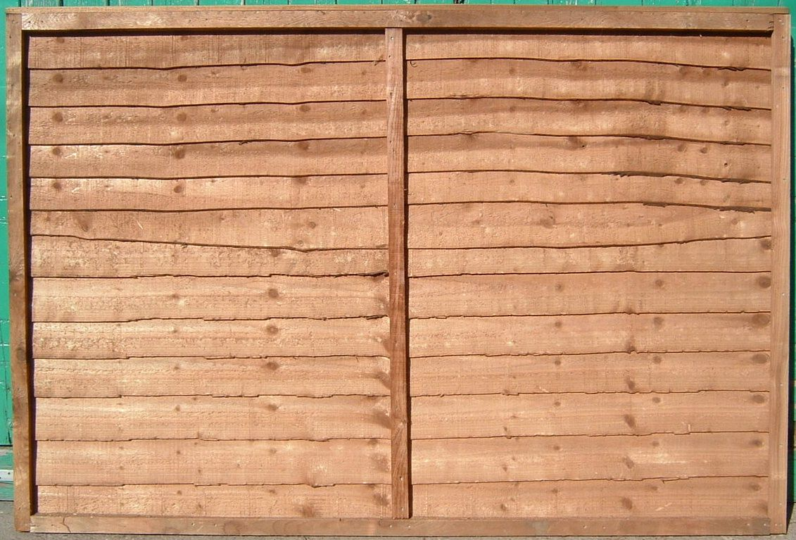 Picture of: Pre Made Fence Panels Large