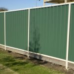 Pre Made Fence Panels Metal