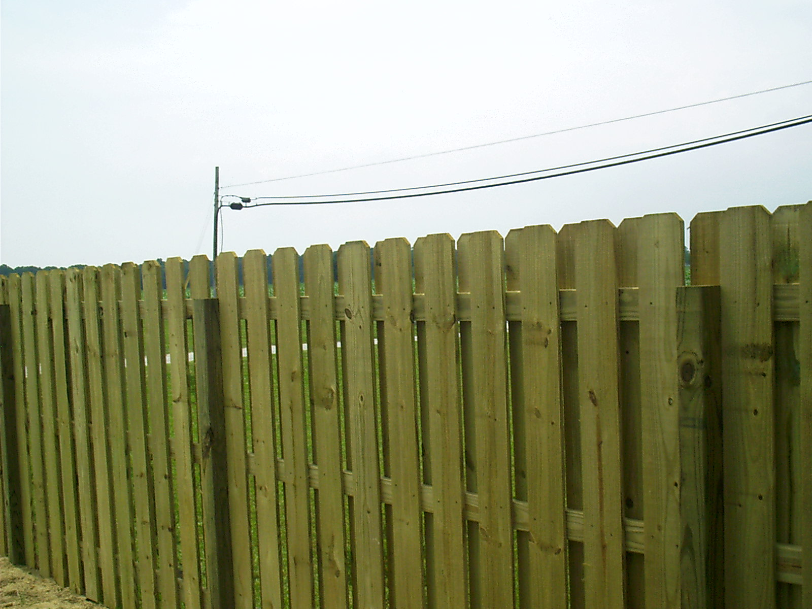 Pre Made Fence Panels Planning