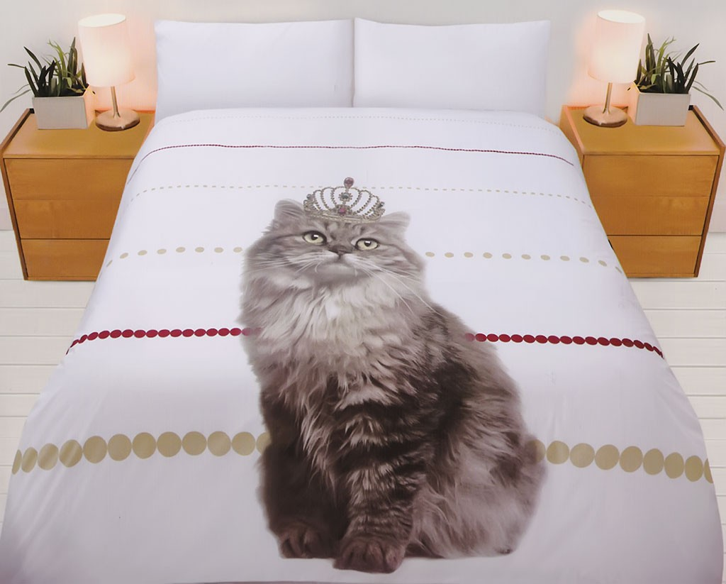 Princess Cat Bedding Set