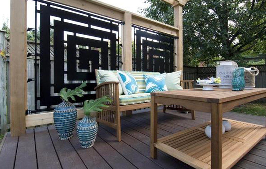 Picture of: Privacy Fence Ideas Small