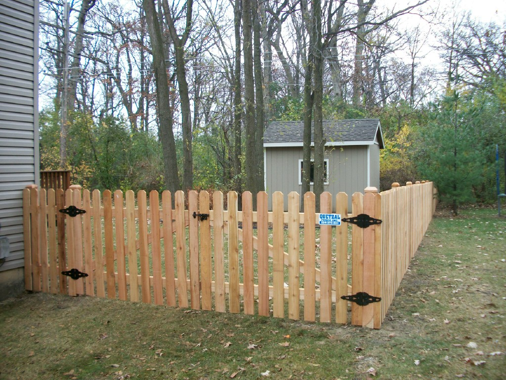 Picture of: Privacy Fence Ideas Style