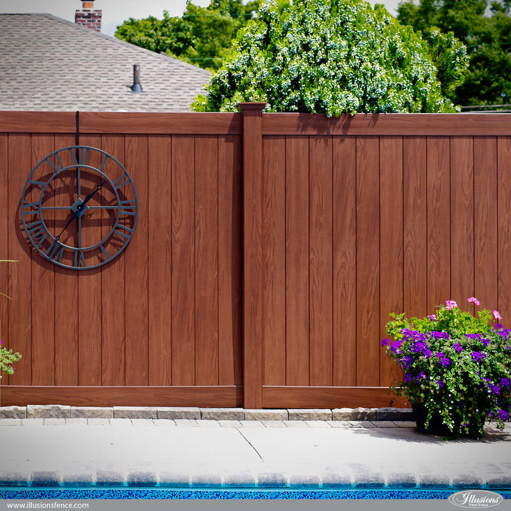 Picture of: Privacy Wood Fence Parts