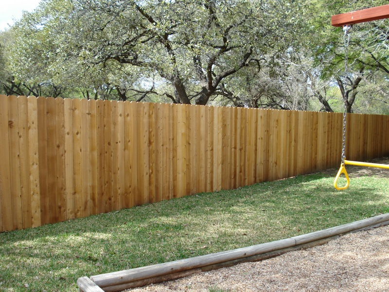Picture of: Privacy Wood Fence Repair