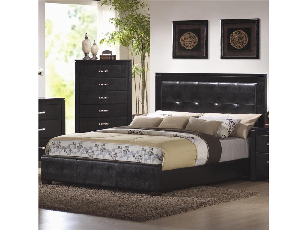 Image of: Queen Coaster Furniture Bedroom Sets