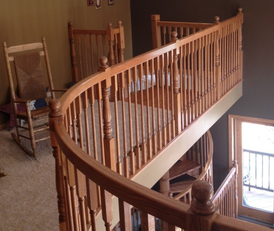Picture of: Railing Wood Fence Parts