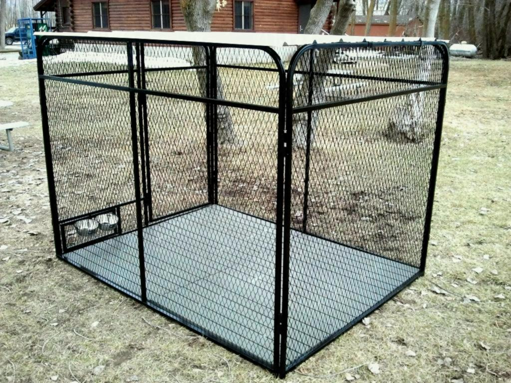 Picture of: Reusable Dog Fences Outdoor