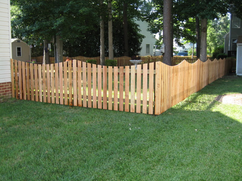 Picture of: Review 4 Ft Wood Fence