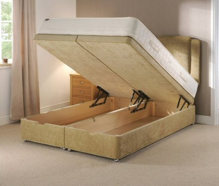 Review Hydraulic Lift Storage Bed