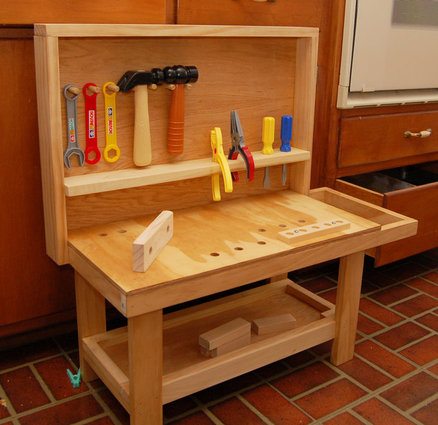Picture of: Review Kids Wooden Bench