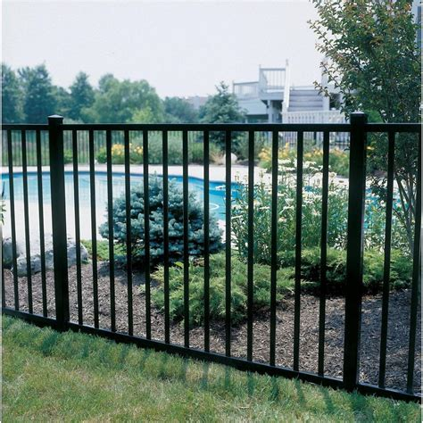 Review Metal Picket Fence