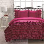 Review Pink Twin Comforter Set