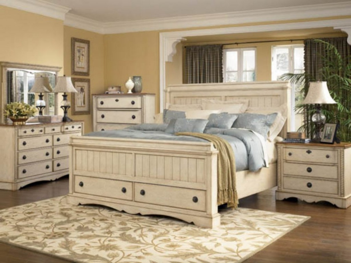Image of: Rough Country Bedroom Sets