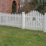 Runner Wood Fence Pickets
