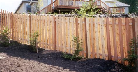 Rustic 4 Ft Wood Fence