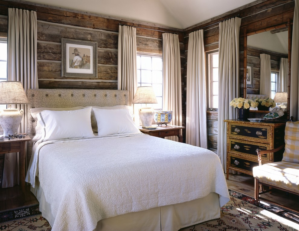 Picture of: Rustic Bedroom Set Theme