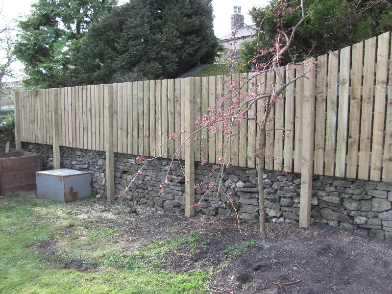 Picture of: Rustic Wood Fence Parts