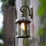Sconces Industrial Outdoor Lighting