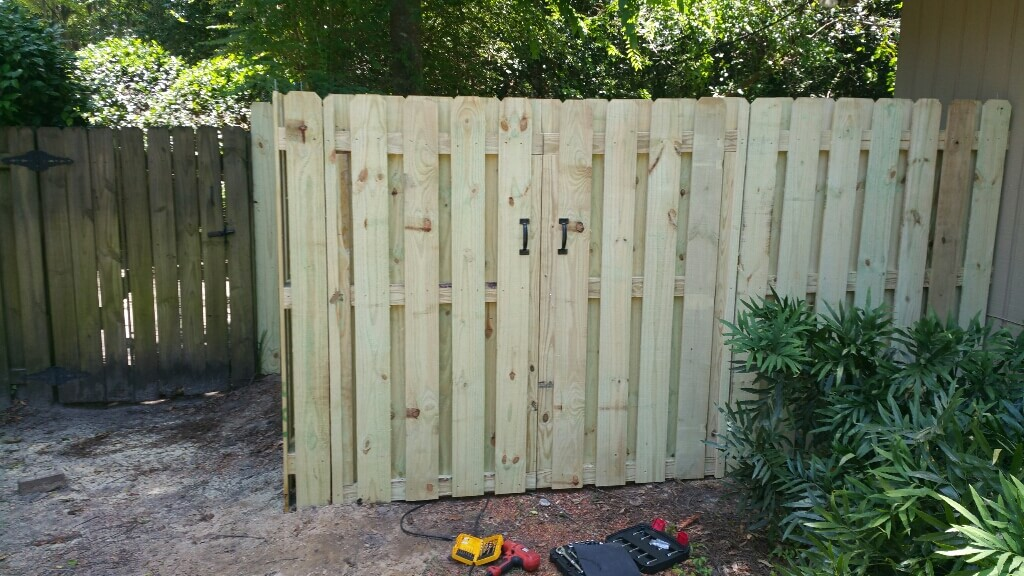 How To Build A Shadow Box Wood Fence Your Own