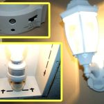 Shop Motion Sensor Light Bulb Outdoor