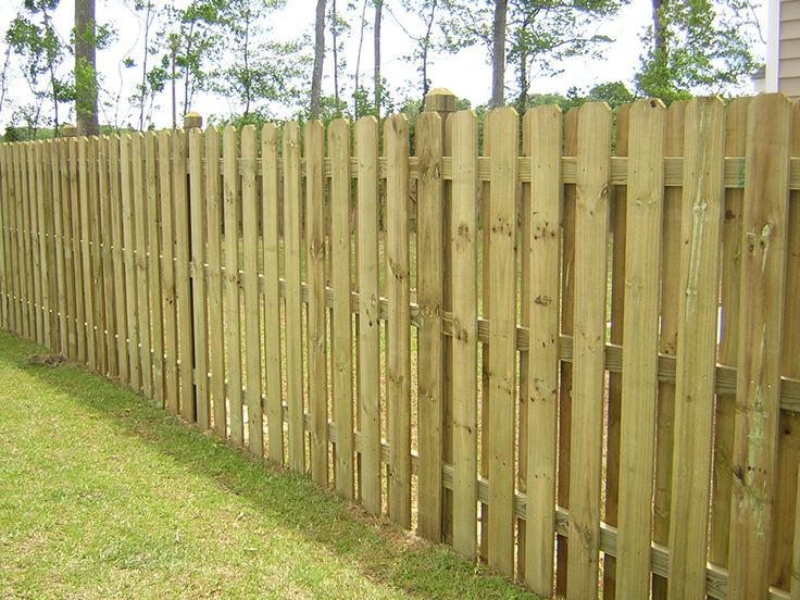 Picture of: Simple Board On Board Fence Panels