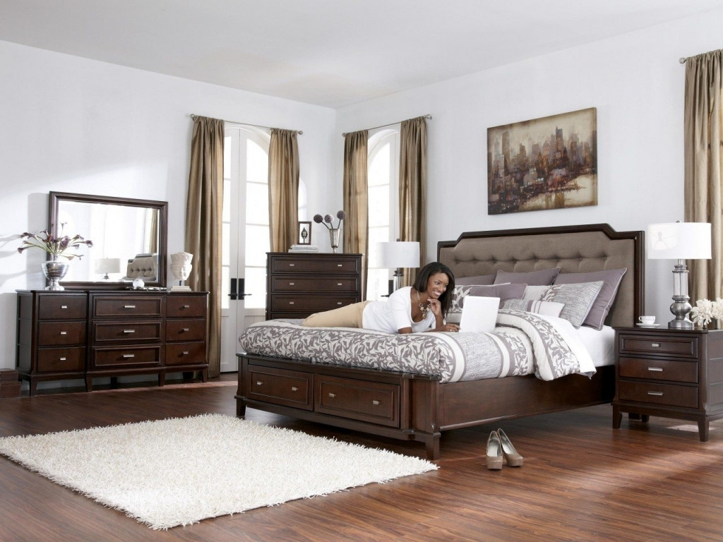 Image of: Simple City Furniture Bedroom Sets