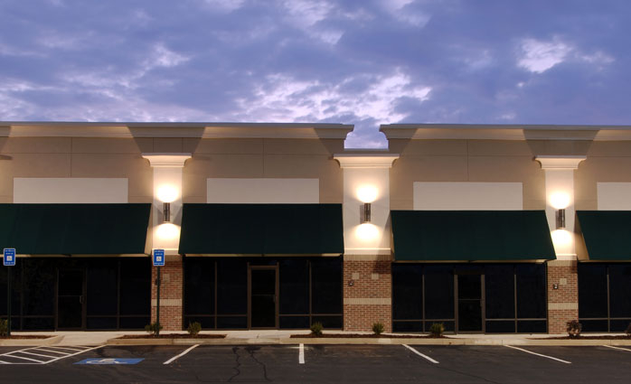 Simple Commercial Led Outdoor Lighting