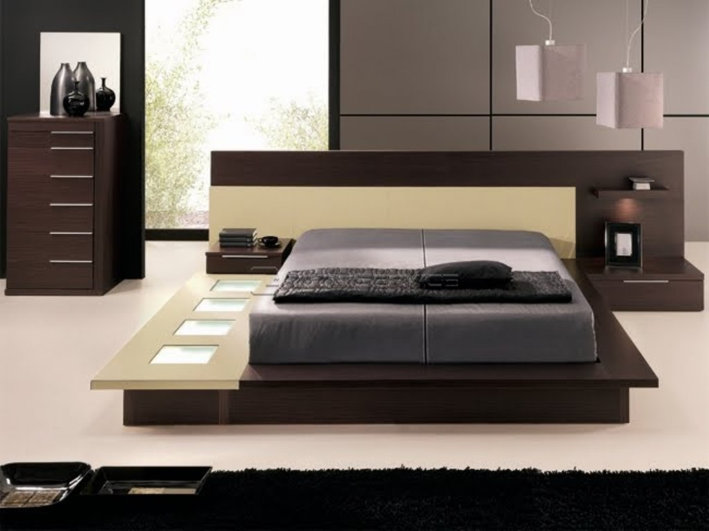 Simple Contemporary Bedroom Sets
