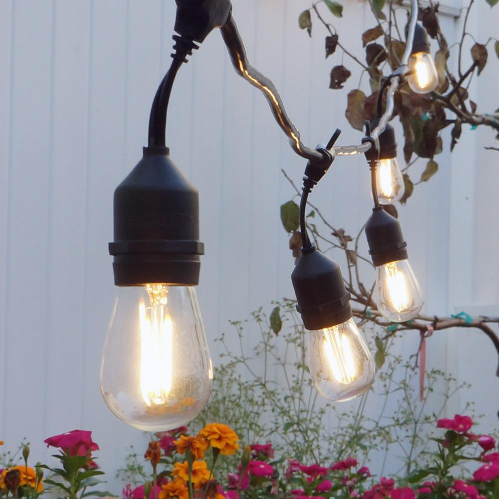 Picture of: Simple Outdoor LED Lamp