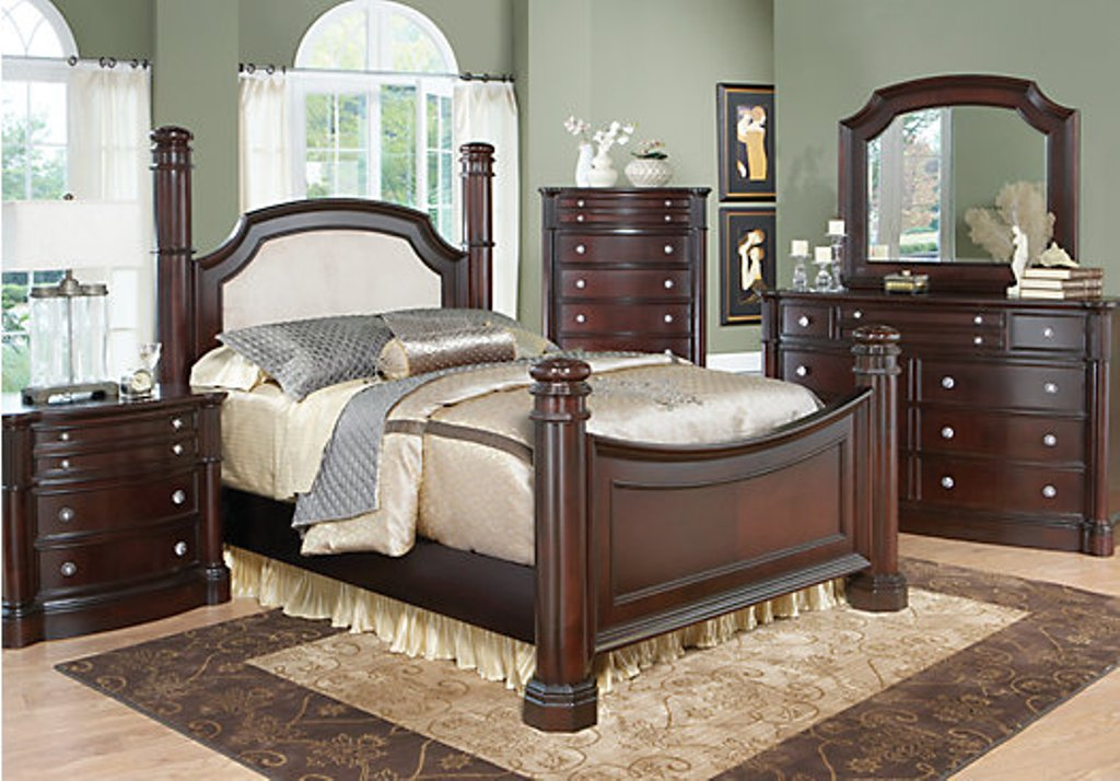Simple Room Place Bedroom Sets