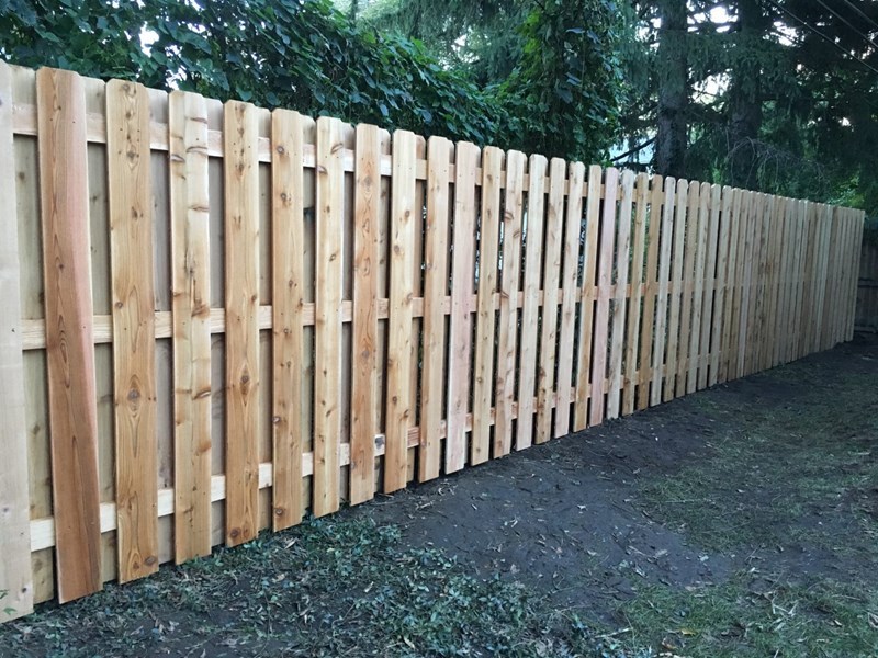 Picture of: Simple Stockade Fence Panels