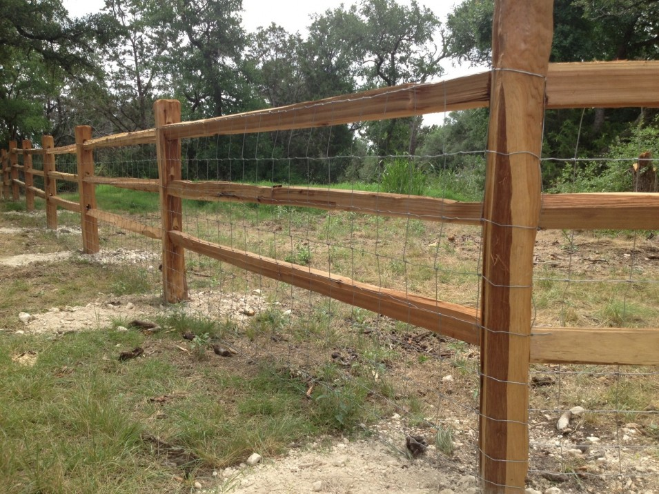 Picture of: Simple Wood Fence Parts